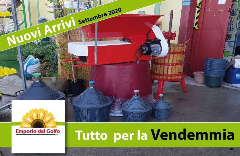 Post-vendemmia-attrezzatura-e-prodotti--provincia-Sassari---Emporio-del-Golfo-Porto-torres